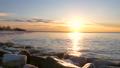 Sunset on the Gulf of Baltic sea, Riga,Latvia 29402438