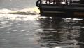Slow motion :  River transportation in Bangkok 29475597