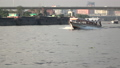 Slow motion :  River transportation in Bangkok 29475601