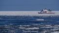 砕氷船と流氷 29507523