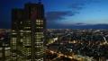 東京 タイムラプス 都市風景の動画 29557438