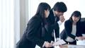 ビジネス 会議 女性の動画 29569732