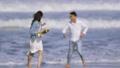 海岸 屋外 休日の動画 29707743