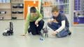 ロボット 人々 人物の動画 29732086