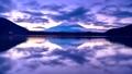 精進湖からの富士山の夜明け 29998249