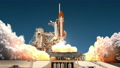 Space Shuttle Launch 30040835