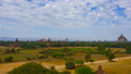 Landscape with Temples in Bagan, Myanmar 30099515