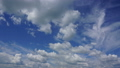 timelapse with beautiful clouds moving 30099528
