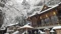 2月 貴船神社の雪景色 30114737