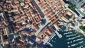 空撮 ドブロブニク ドゥブロブニクの動画 30134543