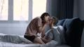 couple, bed, bedroom 30234740