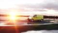 貨車 トラック 交通の動画 30405466