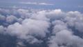 雲の上の風景 機内撮影 30476295