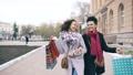 女性 ショッピング 買い物の動画 30490569