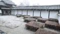 2月 冬の東福寺方丈の西庭 30521422