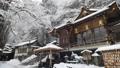 2月 貴船神社の雪景色 30521423
