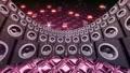 ดิสโก้คลับฟลอร์เต้นรำดีเจลำโพง Sound Beat 30538657