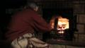 暖炉 いろり 囲炉裏の動画 30672845