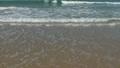 seascape big waves on the beach 30855505