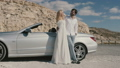 bride, car, newlywed 30923358