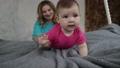 ベビー 赤ちゃん 赤ん坊の動画 30998484