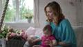 ベビー 赤ちゃん 赤ん坊の動画 30998507