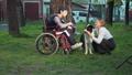 車イス 障害 身体障害の動画 31009991