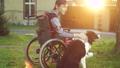車イス 障害 身体障害の動画 31009996