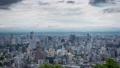 曇天の札幌市・タイムラプス 31030291
