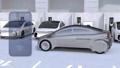 電気自動車 乗用車 自動車の動画 31037516
