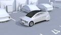 電気自動車 乗用車 自動車の動画 31037517