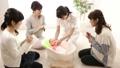 母親教室 母親学級 沐浴の動画 31229986