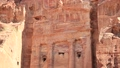Facade of Urn Tomb of Royal Tombs, ancient Petra 31297043