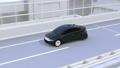自動ブレーキで渋滞中の前方車両に追突することを免れるコンセプト動画 31320921