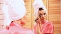 メイクアップ 化粧 お化粧の動画 31354480