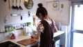 料理 女性 ライフスタイルの動画 31435894