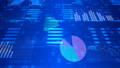 ビジネス グラフ データ チャート デジタル ドット 31486464