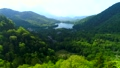 湯の湖 空撮 風景の動画 31768336