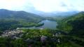 湯の湖 空撮 風景の動画 31768338