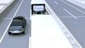 自動運転トラックの隊列走行のコンセプト動画 31831377
