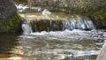 川 リバー 水 せせらぎ 岩 流れ 透明 晴天 ストーン ウォーター 31841759