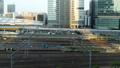 メガポリス東京 東京駅 アクティブな鉄道網 タイムラプス パン 31904418