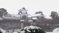 金沢城雪景色 31915948