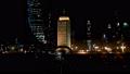 【車載映像・スロー】ドバイメトロから眺める市内の高層ビル 31945963