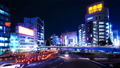交通 交差点 新宿の動画 32009182