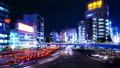 交通 交差点 新宿の動画 32009183