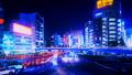 交通 交差点 新宿の動画 32009186