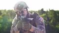 ミリタリー 兵士 アーミーの動画 32042213