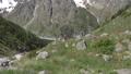 女性 山岳 ウォーキングの動画 32057827