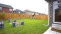 Suburban Home. Custom home exterior 32059266